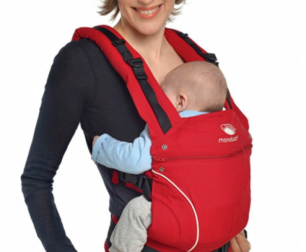 Baby-Tragesysteme Manduca 1