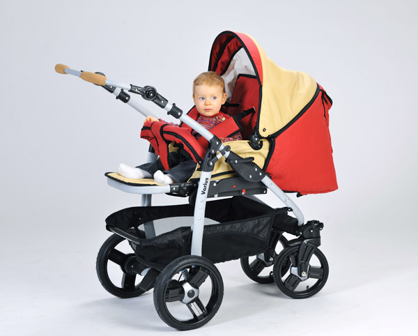 Kinderwagen Naturkind 1