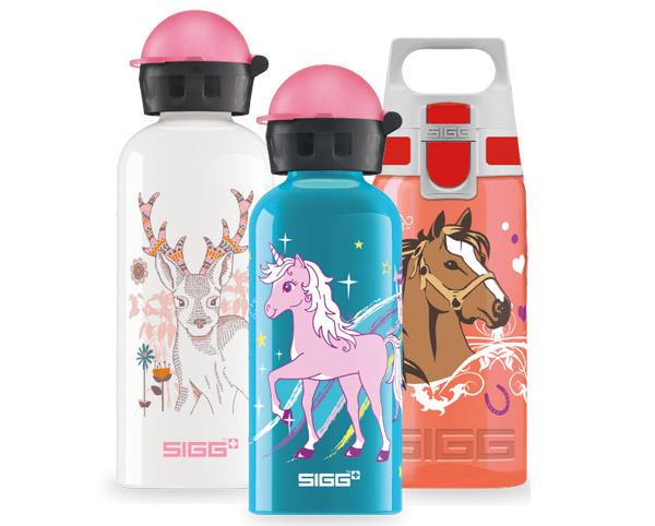 Kinder Trinkflasche Sigg 4