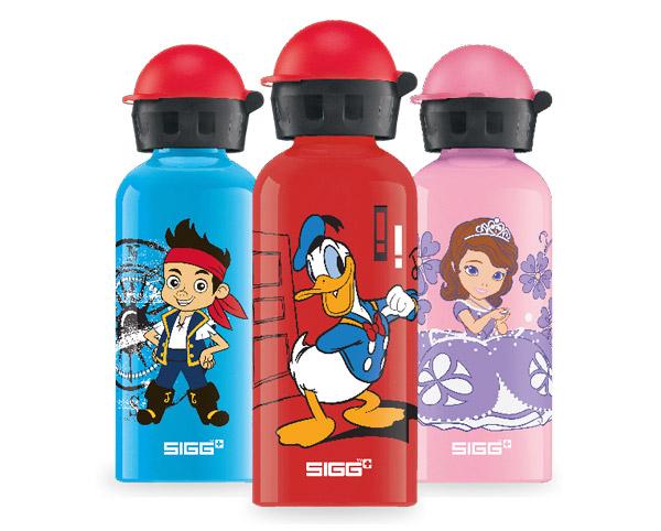 Kinder Trinkflasche Sigg 5