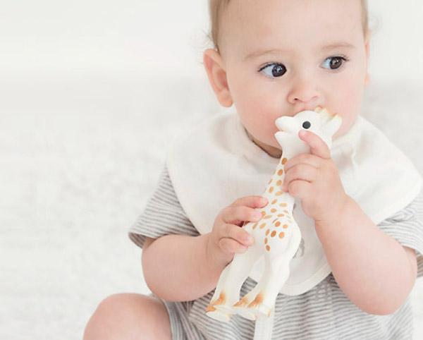 Babybeissring Sophie_la_Giraffe