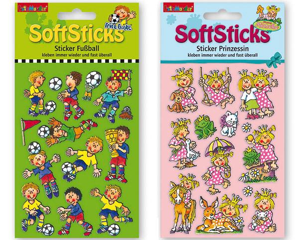 Lutz-Mauder Soft-Sticks