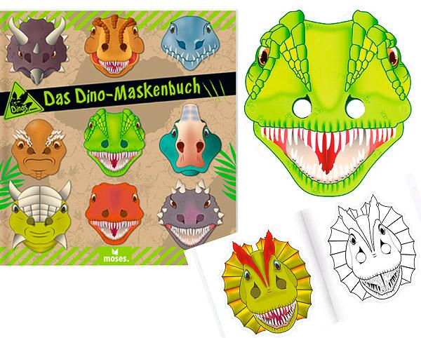 Moses Dino Maskenbuch