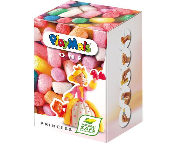 PlayMais Prinzessin